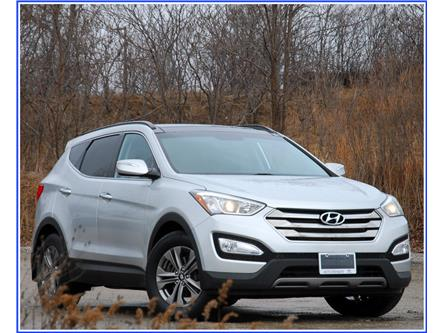 2016 Hyundai Santa Fe Sport 2.4 Luxury (Stk: 59215AX) in Kitchener - Image 1 of 17