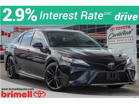 2018 Toyota Camry XSE V6 (Stk: 208136A) in Scarborough - Image 1 of 29