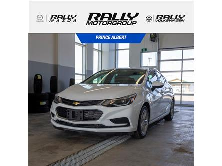 2018 Chevrolet Cruze LT Auto (Stk: V826) in Prince Albert - Image 1 of 14