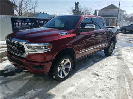 2019 RAM 1500 Limited (Stk: 13321) in Fort Macleod - Image 1 of 25