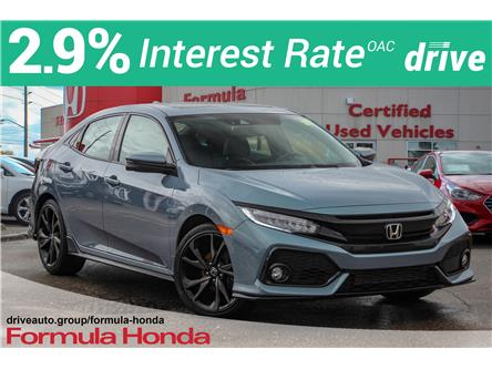 2018 Honda Civic Sport Touring (Stk: B11789) in Scarborough - Image 1 of 34