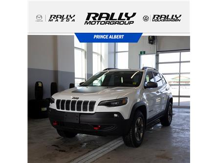 2019 Jeep Cherokee Trailhawk (Stk: V1183) in Prince Albert - Image 1 of 15