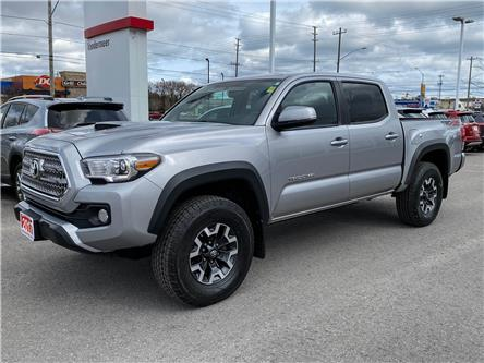 2017 Toyota Tacoma TRD Off Road (Stk: TW136A) in Cobourg - Image 1 of 25