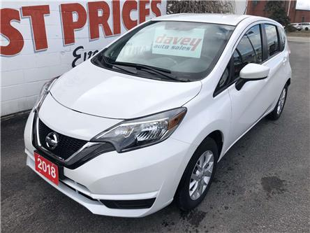 2018 Nissan Versa Note 1.6 SV (Stk: 20-127) in Oshawa - Image 1 of 15