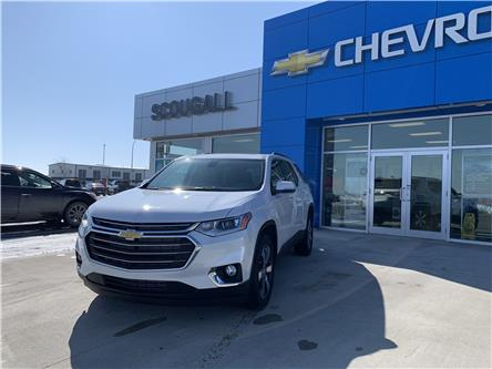 2020 Chevrolet Traverse 3LT (Stk: 215099) in Fort MacLeod - Image 1 of 11