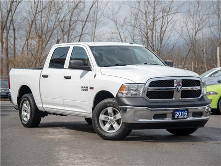 2016 RAM 1500 ST (Stk: 802813) in St. Catharines - Image 1 of 21