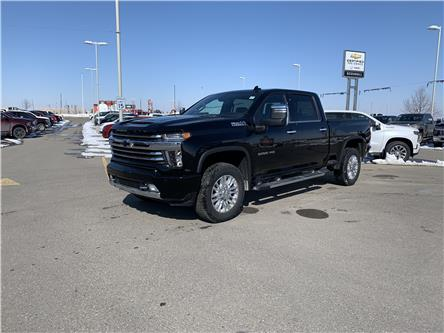 2020 Chevrolet Silverado 2500HD High Country (Stk: 214537) in Fort MacLeod - Image 1 of 9