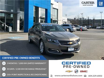 2019 Chevrolet Impala 1LT (Stk: 973610) in North Vancouver - Image 1 of 27
