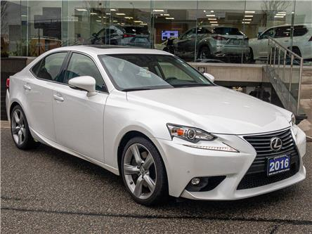 2016 Lexus IS 350 Base (Stk: 30242A) in Markham - Image 1 of 24