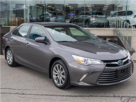 2016 Toyota Camry Hybrid XLE (Stk: 30210A) in Markham - Image 1 of 25