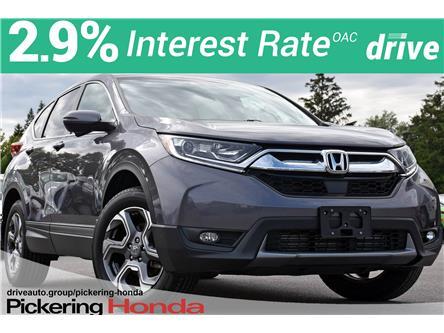 2019 Honda CR-V EX-L (Stk: U396) in Pickering - Image 1 of 35