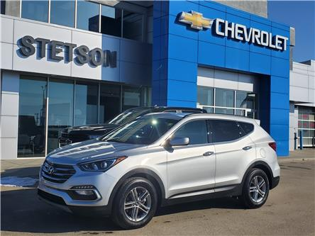 2018 Hyundai Santa Fe Sport 2.4 Base (Stk: P2583) in Drayton Valley - Image 1 of 19