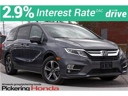 2019 Honda Odyssey EX-L (Stk: U85) in Pickering - Image 1 of 36