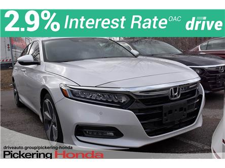 2019 Honda Accord Touring 1.5T (Stk: U1057) in Pickering - Image 1 of 30