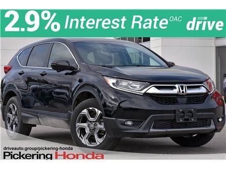 2019 Honda CR-V EX-L (Stk: U898) in Pickering - Image 1 of 35