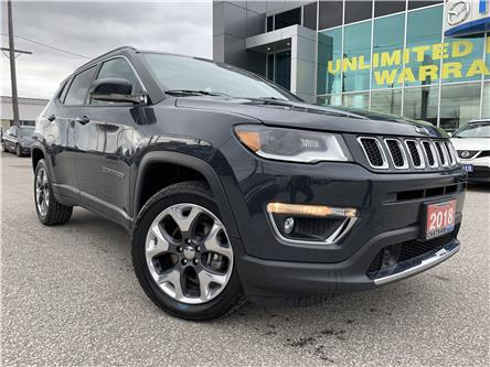 2018 Jeep Compass Limited (Stk: UM2355) in Chatham - Image 1 of 23