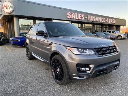 2015 Land Rover Range Rover Sport V8 Supercharged (Stk: 15-528498A) in Abbotsford - Image 1 of 17