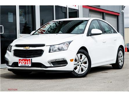 2016 Chevrolet Cruze Limited 1LT (Stk: 20331) in Chatham - Image 1 of 20