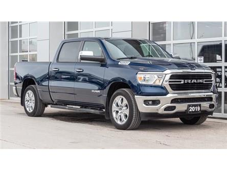 2019 RAM 1500 Big Horn (Stk: 43384AU) in Innisfil - Image 1 of 17
