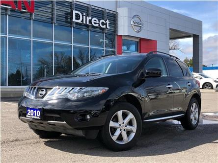 2010 Nissan Murano SL   CERTIFIED (Stk: P0660A) in Mississauga - Image 1 of 22