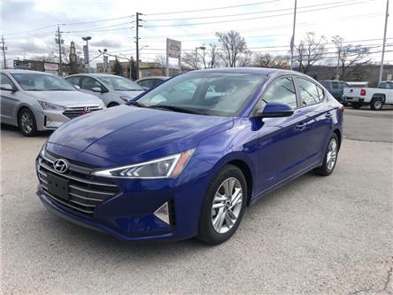 2020 Hyundai Elantra Preferred (Stk: KMHD84) in Stoney Creek - Image 1 of 21