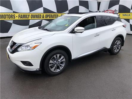 2017 Nissan Murano SL (Stk: 49011) in Burlington - Image 1 of 26