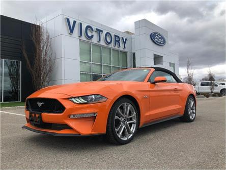 2020 Ford Mustang GT Premium (Stk: VMU19277) in Chatham - Image 1 of 21