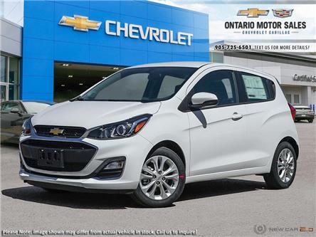 2020 Chevrolet Spark 1LT Manual (Stk: 0454497) in Oshawa - Image 1 of 27