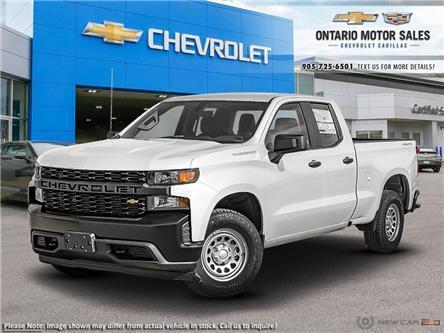2020 Chevrolet Silverado 1500 Work Truck (Stk: T0275811) in Oshawa - Image 1 of 26