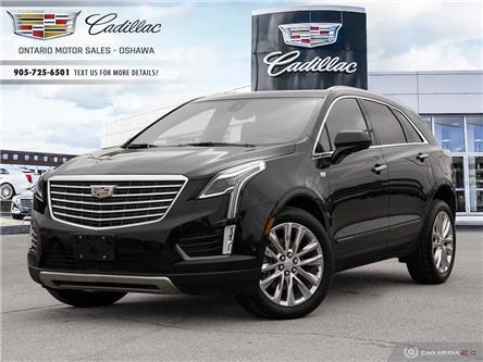 2019 Cadillac XT5 Platinum (Stk: 13376A) in Oshawa - Image 1 of 36