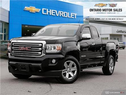 2015 GMC Canyon SLE (Stk: 115408A) in Oshawa - Image 1 of 36