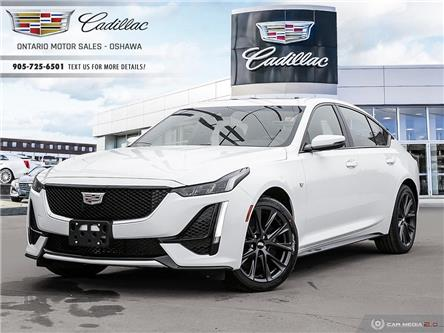 2020 Cadillac CT5 Sport (Stk: 0134586) in Oshawa - Image 1 of 19
