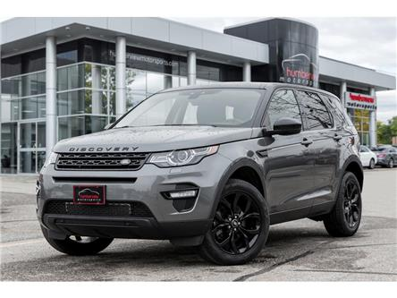 2016 Land Rover Discovery Sport HSE (Stk: 20HMS293) in Mississauga - Image 1 of 19