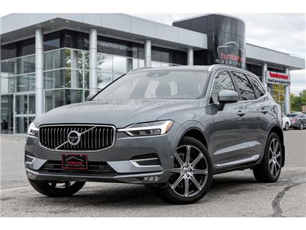 2019 Volvo XC60 T6 Inscription (Stk: 20HMS376) in Mississauga - Image 1 of 22