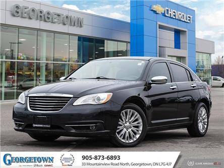 2013 Chrysler 200 Limited (Stk: 31579) in Georgetown - Image 1 of 26