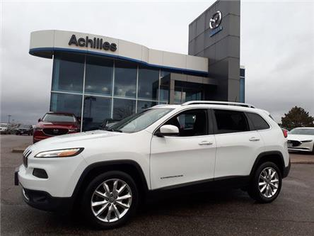 2016 Jeep Cherokee Limited (Stk: A9723A) in Milton - Image 1 of 13