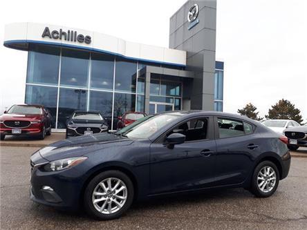 2016 Mazda Mazda3  (Stk: P5970) in Milton - Image 1 of 10