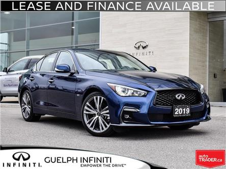 2019 Infiniti Q50  (Stk: IUP1998) in Guelph - Image 1 of 26