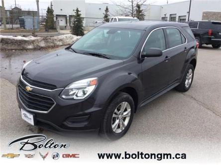 2016 Chevrolet Equinox LS (Stk: 1392P) in BOLTON - Image 1 of 12