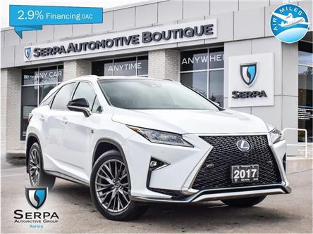 2017 Lexus RX 350 Base (Stk: P1403) in Aurora - Image 1 of 26