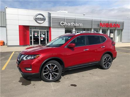 2017 Nissan Rogue  (Stk: T9359A) in Chatham - Image 1 of 21