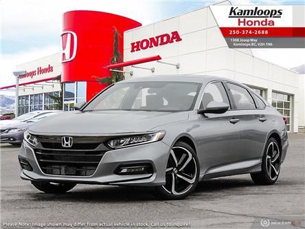 2020 Honda Accord Sport 1.5T (Stk: N14926) in Kamloops - Image 1 of 23