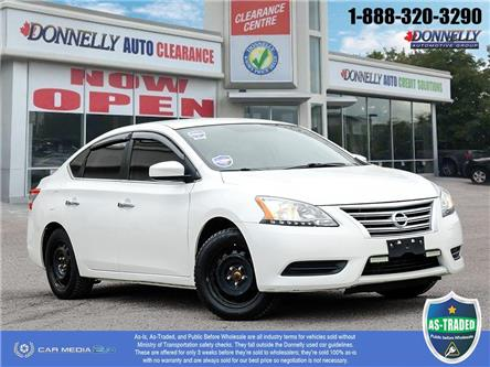 2015 Nissan Sentra  (Stk: CLDS1484A) in Ottawa - Image 1 of 28