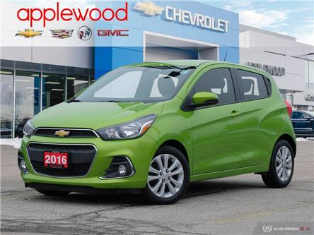 2016 Chevrolet Spark 1LT CVT (Stk: 565691JC) in Mississauga - Image 1 of 29