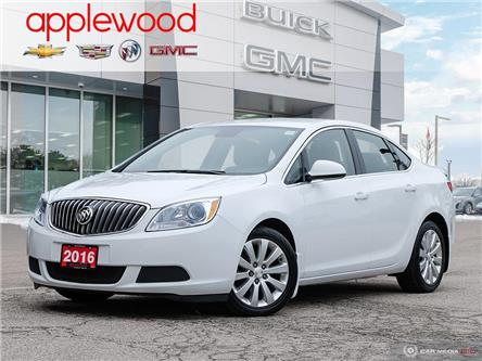 2016 Buick Verano Base (Stk: 102748P) in Mississauga - Image 1 of 28