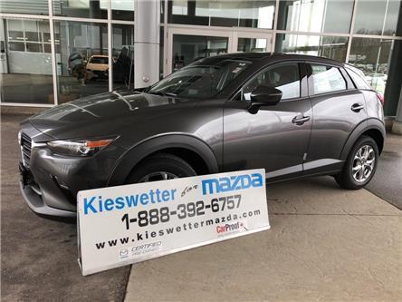 2019 Mazda CX-3 GS (Stk: 36094) in Kitchener - Image 1 of 21