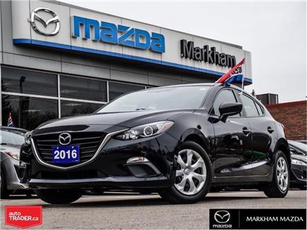 2016 Mazda Mazda3 Sport GX (Stk: N200241A) in Markham - Image 1 of 26