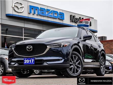 2017 Mazda CX-5 GT (Stk: N200260A) in Markham - Image 1 of 30