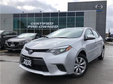 2015 Toyota Corolla LE (Stk: 20152A) in Toronto - Image 1 of 23