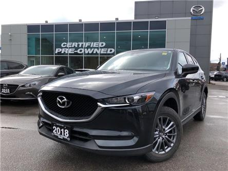 2018 Mazda CX-5 GS (Stk: P2089) in Toronto - Image 1 of 3